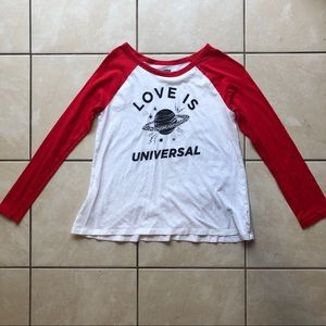 Old Navy Girl Graphic Tee